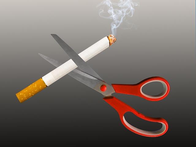 Konec cigaret